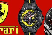 FERRARI Watches Collection!