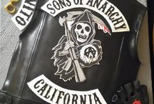 Sons Of Anarchy Cake & Ideas