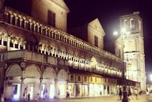A/W 2014-15 in Ferrara / Winter time in our shop.....