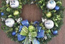 It's a Seahawks Christmas / by Seattle Seahawks