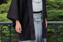 Japanese male clothing