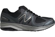 New Balance Men's shoes / Always the innovator, New Balance shoes have been on the fore front of athletic shoe technology for over 100 years. New Balance's headquarters are in Boston, and New Balance makes over 25% of their entire line in the United States. Take that Nike!
