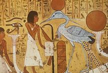 Egyptian Art / by Nicole Schuitema