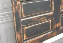 Painted Furniture: Headboards