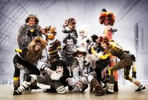 "Cats the Musical Cosplay / ""Let the memory live again"""