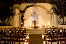 "Wedding Ceremony Ideas / Wedding seating arrangements and the perfect setting for saying ""I Do!"""