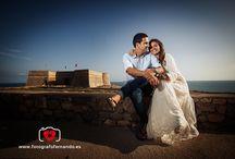 Pre Bodas / reportajes fotográficos de pre bodas.