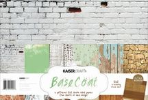 Scrapbooking - Base Coat by Kaisercraft