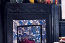Stylish Fireplaces