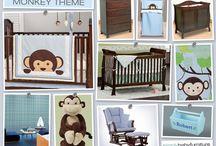 Boys Nursery Ideas / Handsome nursery themes for boys.