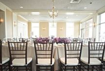 Event Decor / From simple, elegant centerpieces to elaborate event displays, the Madison Club can assist in making sure your event space is decorated exactly to your taste.