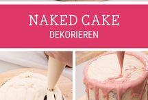 ❤ Naked Cake ❤