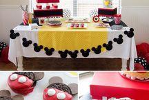Micky birthday party