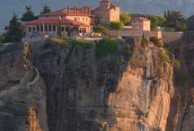 Meteora Private Tours / Meteora private tours, Greece Private Tours and excursions in Meteora, Chauffeured driven car services