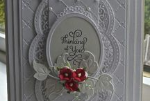 Cards With embossing fikser