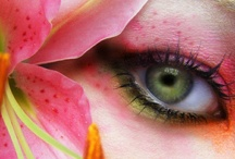 the eyes have it / by Melanie Carwin