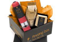 AMAZING BOX MADE IN CAMEROON / Le poivre de Penja qui fait fureur sur toutes les blogs de cuisine. C'est du made in Cameroon.  Amazing.....