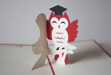 Graduation Celebrations / Say Congratulations to all the graduates in your life. Happy Graduation to all the grads out there from LovePop Cards. #popup #greetingcards