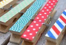 Washi Tape / Washi tape ides