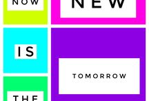 ENERO 2017: Now is the new tomorrow