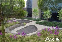 AXIS TUINARCHITECTUUR | 3D design
