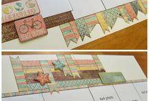 Scrapbook Generation Double Layouts / by Lindsey March