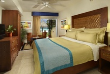 Accommodations / All rooms at the Tamarijn Aruba are oceanfront with fabulous views of the ocean. At Divi Aruba you have a choice of gardenview, beachside, oceanview or oceanfront lanai rooms. All rooms are just steps from the sand or pools at these low-rise resorts.