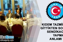 Türk-İş / Türkiye İşçi Sendikaları Konfederasyonu