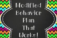 behavior ideas