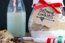 Giftable Jar Ideas / Try one of these fabulous jars full of fun for a holiday gift!  / by Good Cook