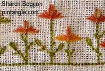 Hand Embroidery Tutorials