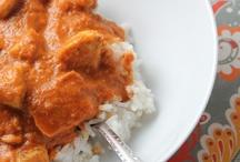 Indian Recipes / by Allyson Brito