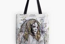 complementos / Complementos, bolsos, mochilas, pañuelos, fundas para móvil, libretas, camisetas...