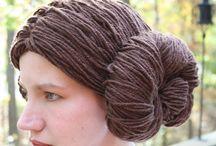 Yarn Wig Craft Ideas