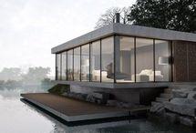 Prosklenný dům