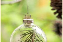 ideas for clear glass ornaments