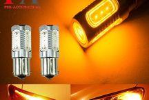 PA High Power COB 7.5W Light Car Tail Backup, Turning Signal Lamp Bulb
