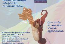Pincho Benidorm pride / Pincho creado para conmemorar  el Benidorm Pride que se celebra desde el 7 al 13 de Septiembreen Benidorm.