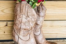 Texas Cowboy Wedding Inspirations / Getting married in Texas?  Check out this inspiration board for ideas.