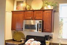 Kitchen / by Rachel Howe Newsome