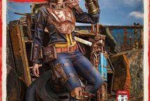 Fallout Girlz