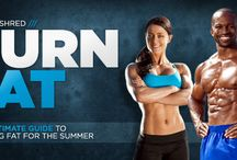Burn Fat / Great ways to get rid of your fat! Health and Fitness Guide ;)
