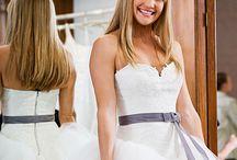 Wedding dresses / by Tess Larsen