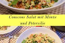 Salate/Salads / Salate Rezepte und Ideen