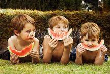 Healthy Kids Style Board