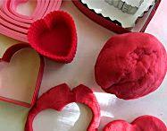 Valentine's Day in first grade