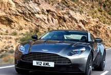 Aston Martin / Modern and a few classic Aston Martins. Some of the most beautiful cars ever made.