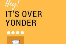 The Podcast : Hey! It's Over Yonder