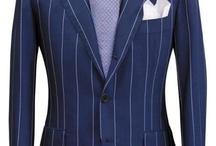 Men's fashion trajes