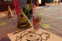 Birthday Party Ideas / by Tara